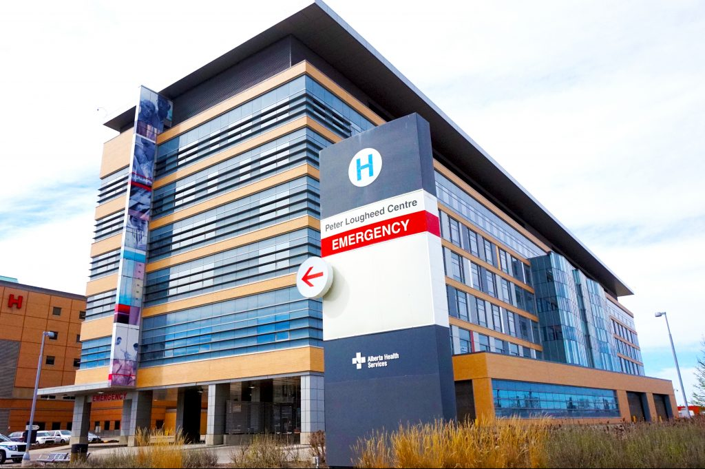 <h3>Peter Lougheed Hospital</h3> <p>Over the years Westcor has performed multiple upgrades for the Peter Lougheed Centre ranging from unit upgrades, a West entrance upgrade, new main elevators, and various HVAC upgrades. We pride ourselves on our ability to maintain a clean, quiet, and efficient work environment in hospitals and occupied environments. We are grateful to partner with organizations such as Alberta Health Services, which provides so much to so many people throughout our community.</p>