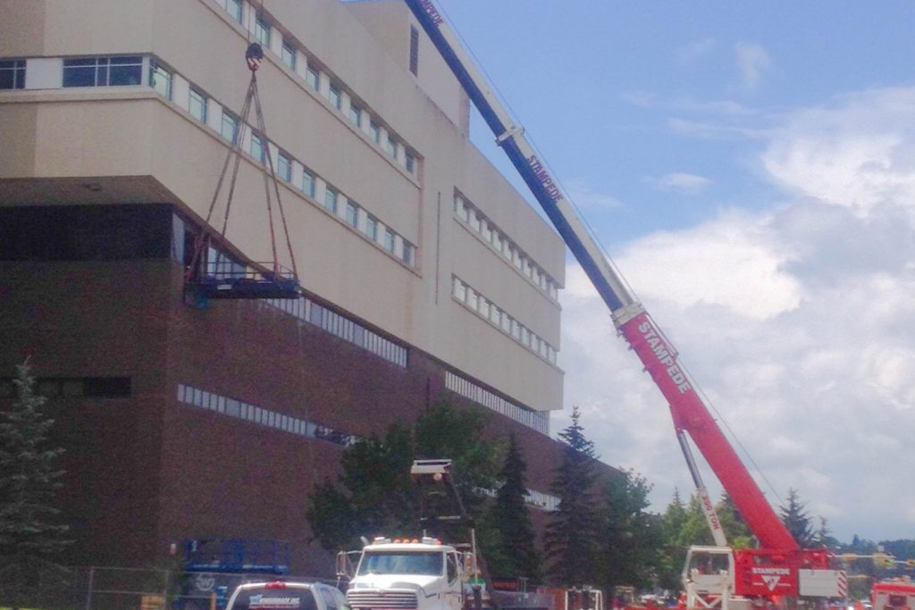 <h3>Red Deer Hospital</h3> <p>Featuring a new MRI unit, surgical light replacements and other varied modern upgrades, Westcor has worked alongside the Red Deer Hospital for multiple years to provide them with the necessities to keep their community strong and healthy.</p>