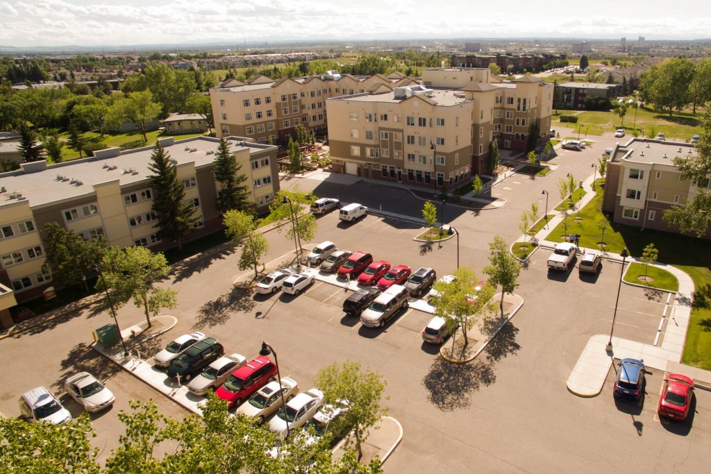 <h3>Bethany Airdrie</h3> <p>Located in the heart of Airdrie, Bethany's priority is to ensure residents receive quality care while living an active life. As a full-service housing and care facility, they focus on community, collaboration, and the benefit of the end-user as the cornerstones to their mission — all values Westcor embodies as well.</p>