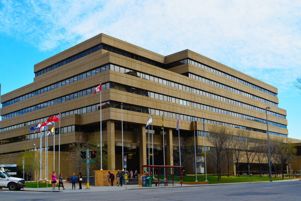 Harry Hays Federal Building