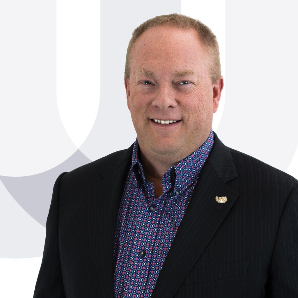 Bob Robinson - Westcor President & CEO