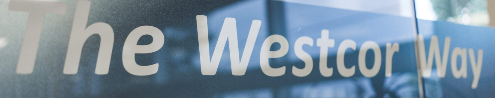 The Westcor Way - Our values
